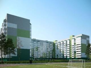 Продажа квартир: 2-комнатная квартира в новостройке, Барнаул, Балтийская ул., 103, фото 1