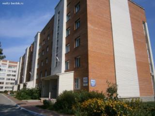 Продажа квартир: 3-комнатная квартира, Новосибирская область, Бердск, ул. Красная Сибирь, 113, фото 1