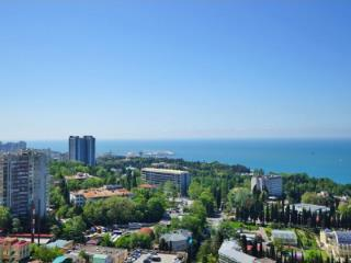 Продажа квартир: 2-комнатная квартира в новостройке, Краснодарский край, Сочи, ул. Пирогова, 1, фото 1