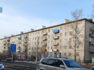 Продажа квартир: 2-комнатная квартира, Чита, ул. Бабушкина, 53, фото 1