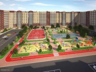 Продажа квартир: 2-комнатная квартира в новостройке, Йошкар-Ола, б-р Ураева, фото 1