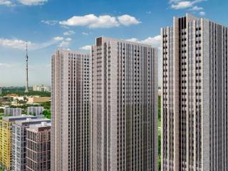 Продажа квартир: 2-комнатная квартира в новостройке, Москва, Новодмитровская ул., 2стр1, фото 1