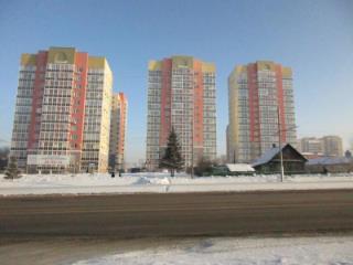 Продажа квартир: 3-комнатная квартира в новостройке, Кемерово, Спортивная ул., 17, фото 1