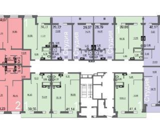 Продажа квартир: 1-комнатная квартира, Барнаул, Балтийская ул., 95, фото 1