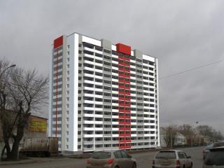 Продажа квартир: 1-комнатная квартира в новостройке, Барнаул, ул. Советской Армии, 71, фото 1