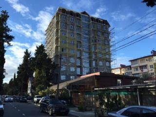 Продажа квартир: 1-комнатная квартира в новостройке, Краснодарский край, Сочи, Интернациональная ул., фото 1