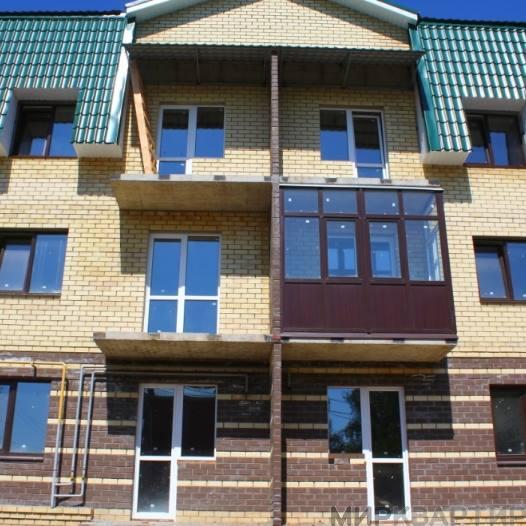 Продам квартиру в новостройке Ульяновск, ул. Набережная реки Симбирки, 40к1