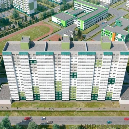 Продам квартиру в новостройке Барнаул, Северный Власихинский проезд