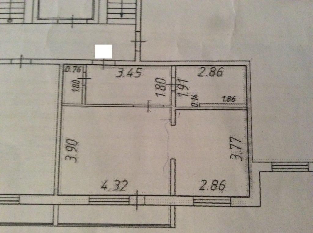 Продажа квартир: 1-комнатная квартира, Кемерово, ул. Серебряный бор, 13, фото 1