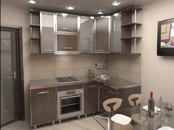 Кухня 12 метров дизайн с фото