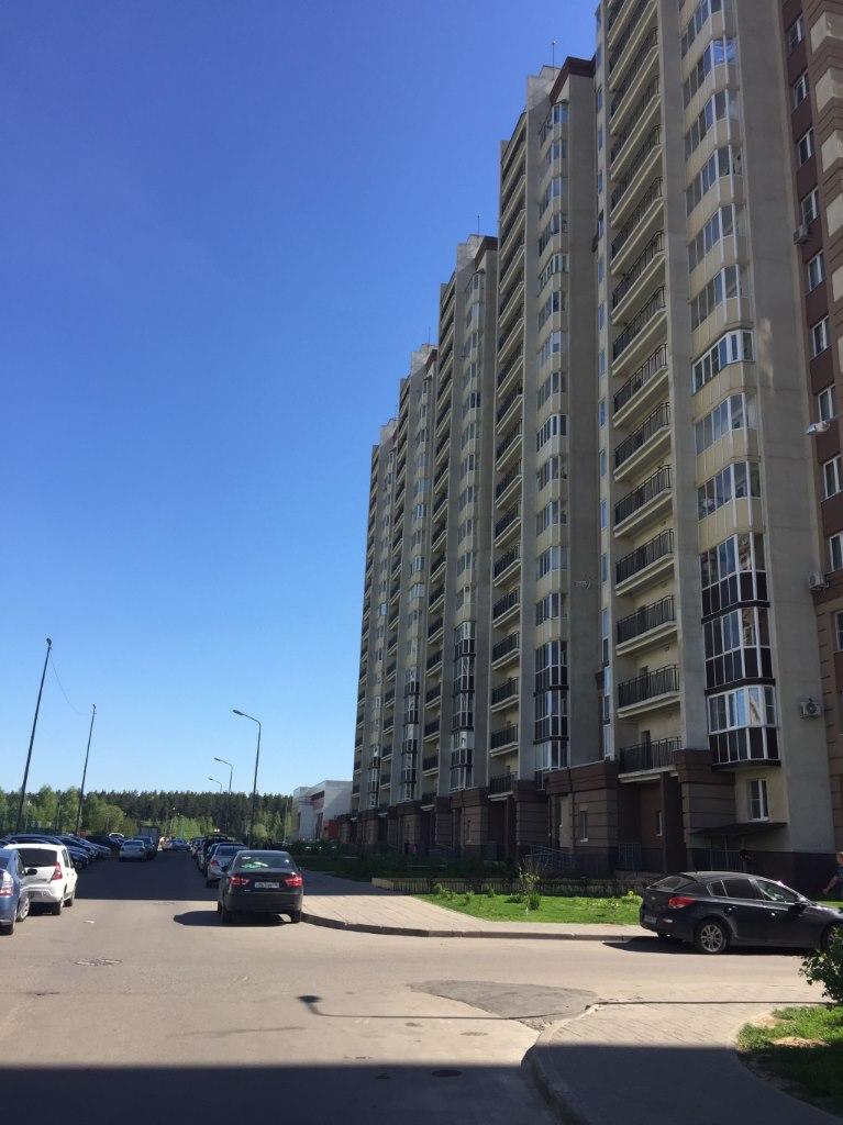 Продажа квартир: 1-комнатная квартира, Московская область, Домодедово, мкр. Западный, ул. Курыжова, фото 1