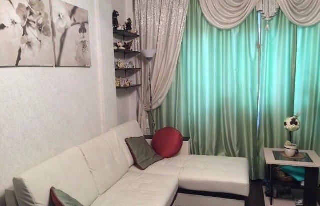 Продажа квартир: 1-комнатная квартира, Калужская область, Боровский р-н, д. Кабицыно, Молодежный мкр., фото 1