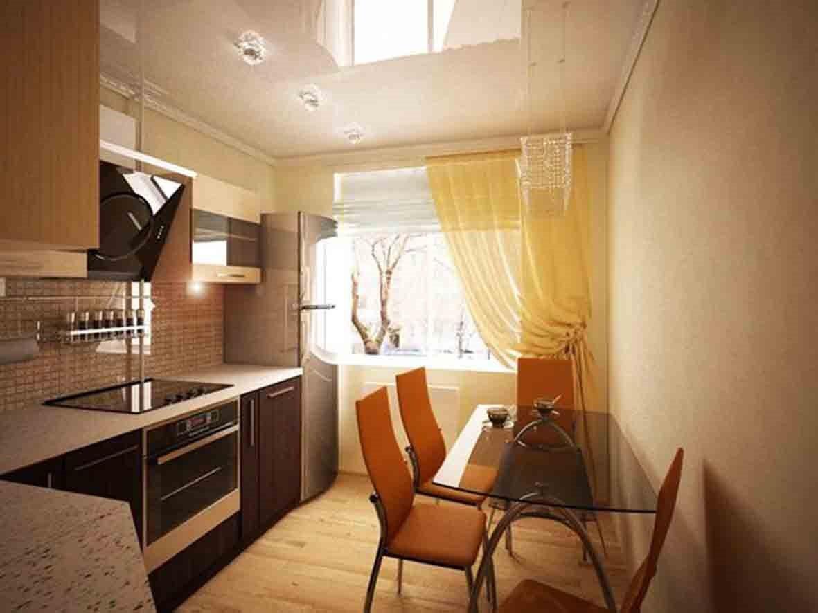 Дизайн балкона в кофейных тонах..