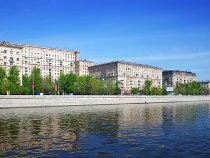 Топ−10 дорогих районов Москвы поаренде: Хамовники оттеснили Арбат