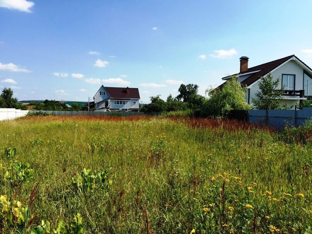 земельный участок серпуховский район