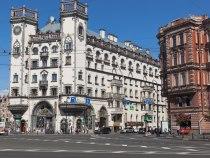 Рейтинг районов Санкт-Петербурга постоимости квартир